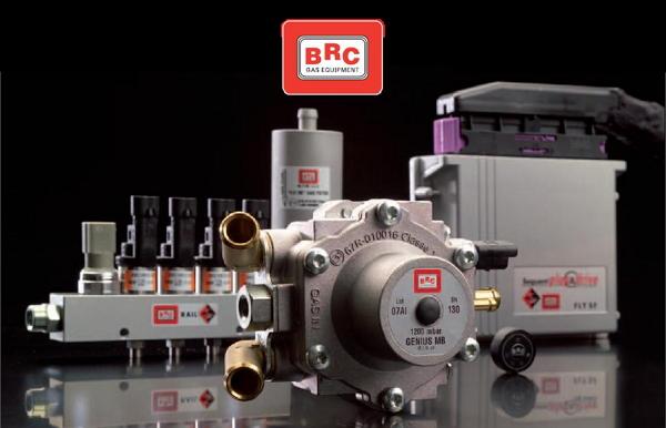 Комплект установки ГБО BRC