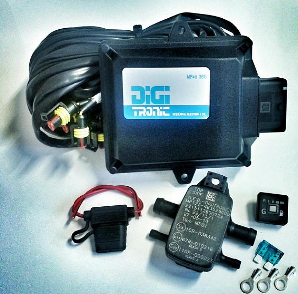 Комплект установки ГБО digitronic